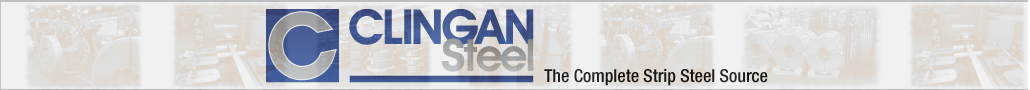Clingan Steel: The Complete Strip Steel Source